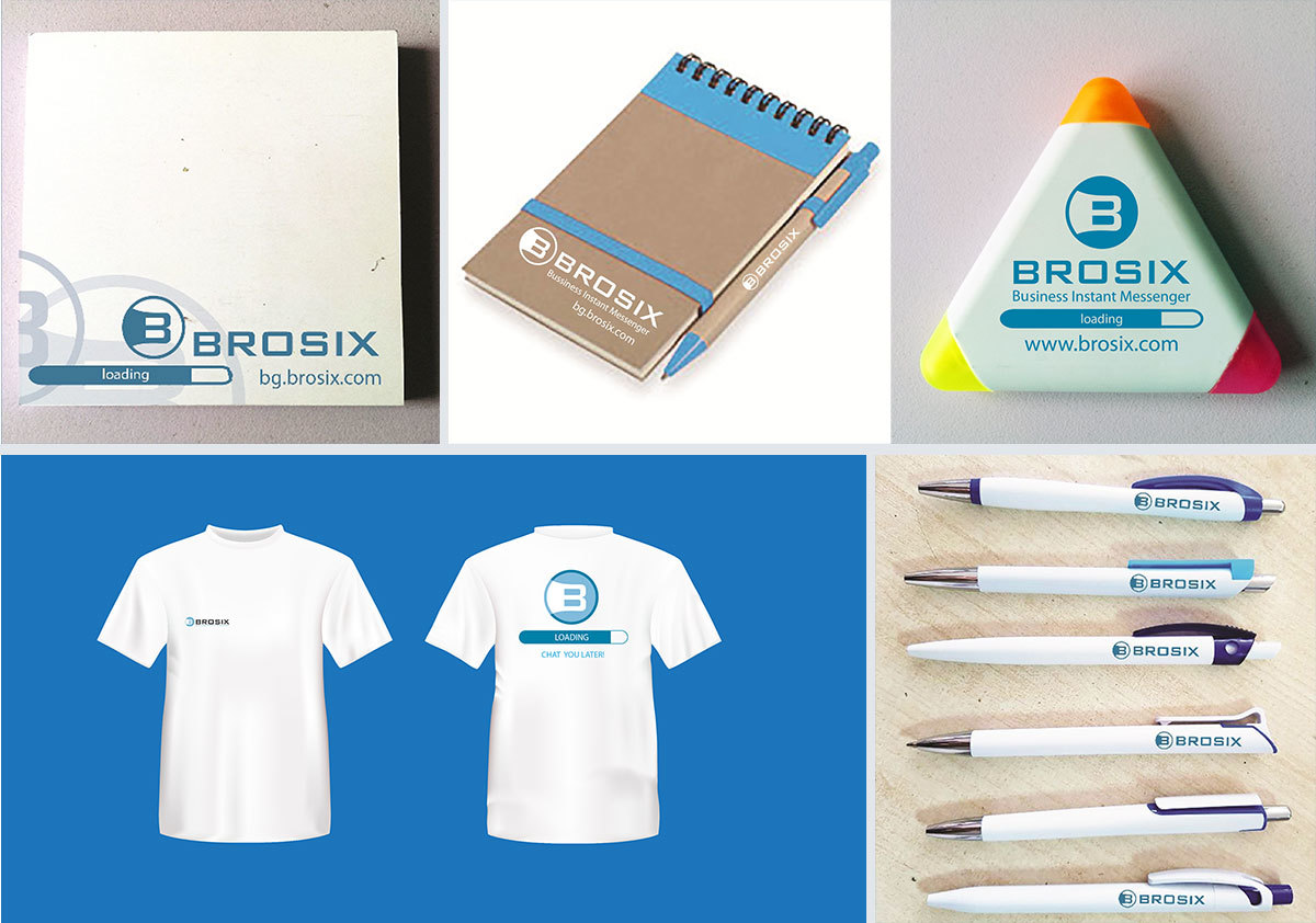 Brosix Gifts